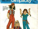 Simplicity 9295 A