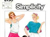 Simplicity 6950 B