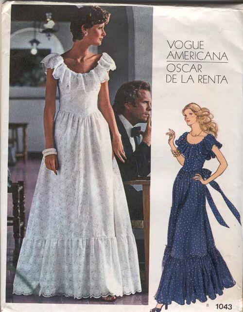 Vogue 1043 a
