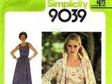 Simplicity 9039 A