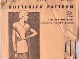 Butterick 4527 D