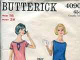 Butterick 4090 A