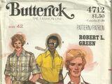 Butterick 4712 B