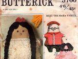 Butterick 3760 A