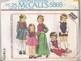 McCall's 5868