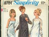 Simplicity 6784