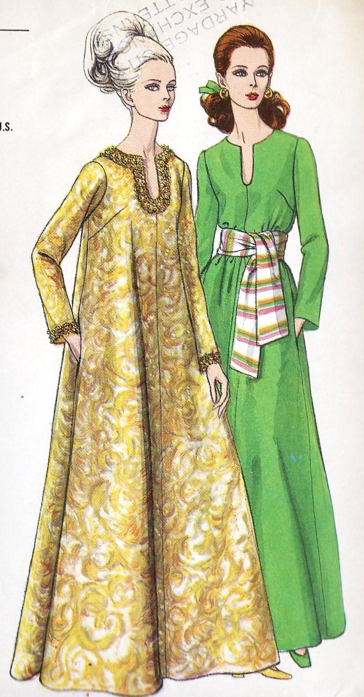 Vintage sewing patterns fandom powered by wikia vogue 7497 a jeuxipadfo Choice Image