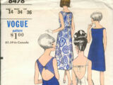 Vogue 6478