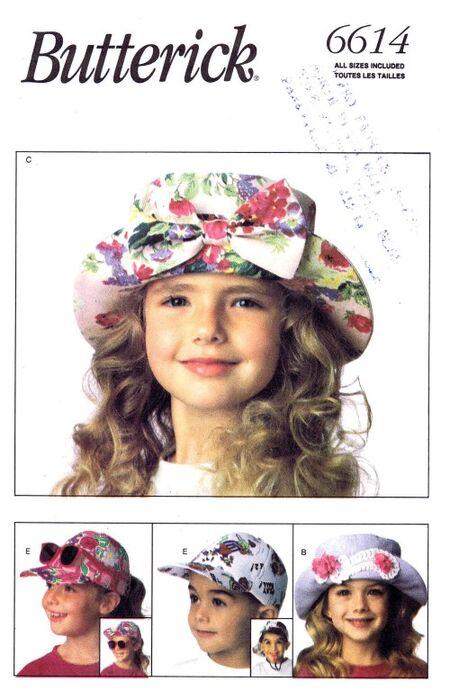 Butterick 1993 6614