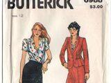 Butterick 6988 B