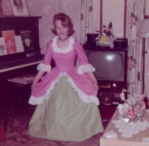 Costume photo 1963