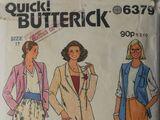 Butterick 6379 B