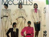 McCall's 9226