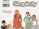 Simplicity 9935 B