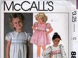 McCall's 8899 A