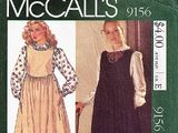 McCall's 9156 A