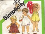 Simplicity 5333