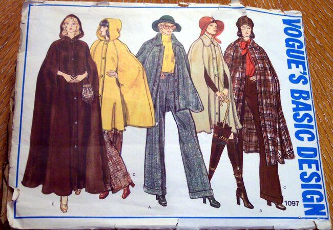 Vintage Artwear Patterns 027
