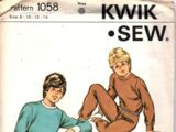 Kwik Sew 1058