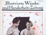Illustrierte Wäsche- und Handarbeits-Zeitung No. 1 1936