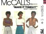 McCall's 7570 A