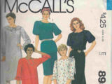 McCall's 8958 A