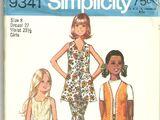 Simplicity 9341