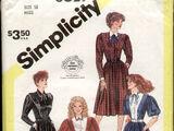 Simplicity 6029 B
