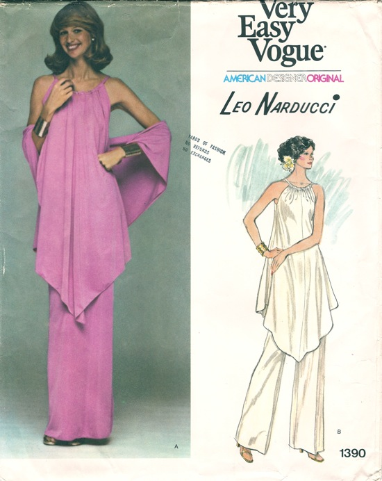 Vogue 1390 A | Vintage Sewing Patterns | FANDOM powered by Wikia