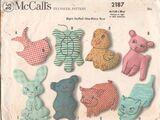 McCall's 2187 A