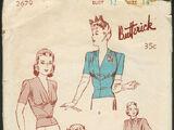 Butterick 2679