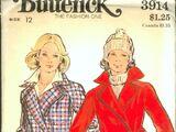 Butterick 3914