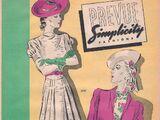 Simplicity Prevue May 1939