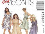 McCall's 7588