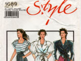 Style 1689 B