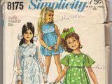 Simplicity 8175