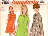 Simplicity 7166 A