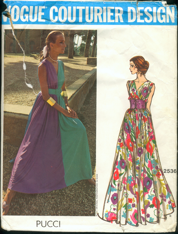 Vogue 2536 | Vintage Sewing Patterns | FANDOM powered by Wikia