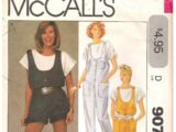 McCall's 9077 A