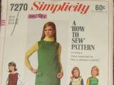 Simplicity 7270