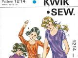 Kwik Sew 1214