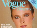 Vogue Patterns March/April 1983