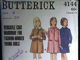 Butterick 4144 A