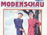 Modenschau No. 254