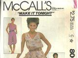 McCall's 8005 A
