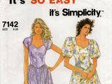 Simplicity 7142 B