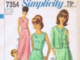 Simplicity 7354 A