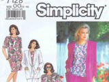 Simplicity 7128 B