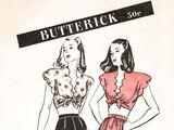 Butterick 3755 A