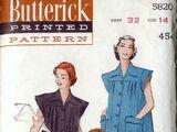 Butterick 5820